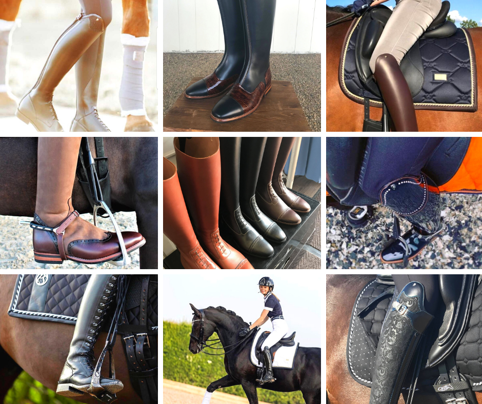 What to look for when online shopping for equestrian clothing, boots and accessories